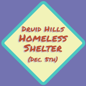 Druid Hills Homeless Shelter